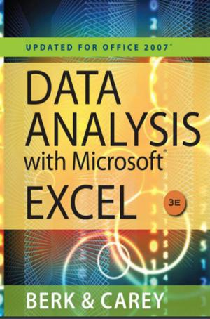 Data Analysis with Microsoft® Excel
